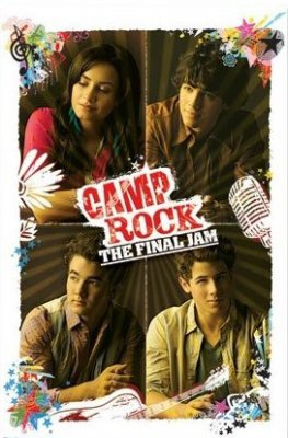trop impatient de voir camp rock 2