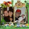 mes parent ma soeur et moi