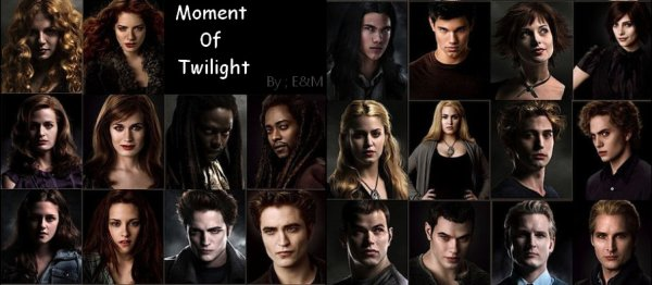 ~ Bienvenue sur Moment 0f Twilight ~