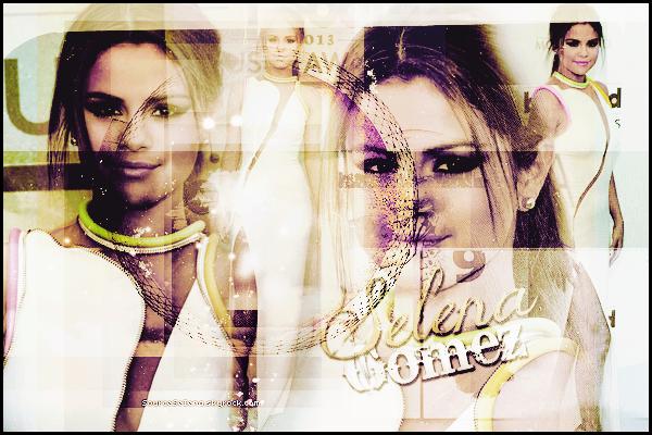 . ● ● Bienvenue sur ta nouvelle source d'actualité consacrée à la belle Selena Gomez!  .
