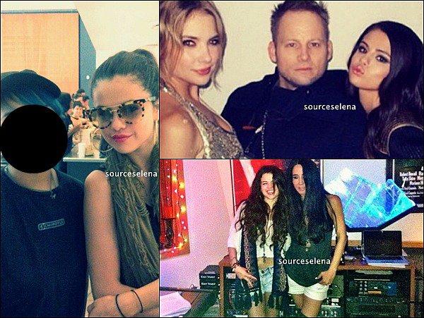 . Photo personnelle de Selena Gomez .