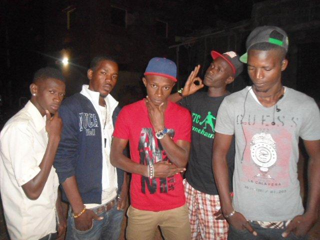 street boys bko