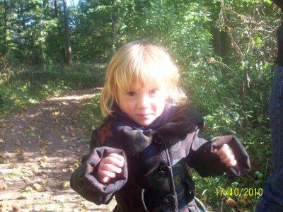 promenade dans las bois