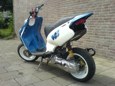 Ongekend Beta ark - Scooter Tuning is a not a crime Beta ARK OZ-71