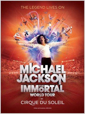Michael Jackson : The Immortal World Tour - L'équipe du Cirque du Soleil
