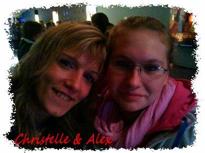 Christelle et Alex