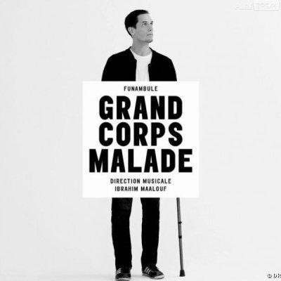 Funambule de Grand Corps Malade sur Skyrock