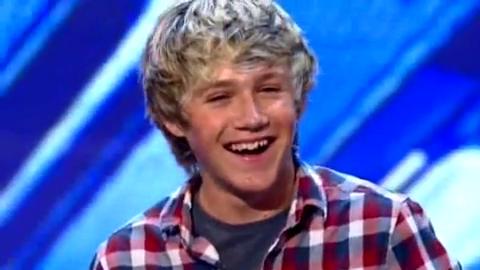 Niall Horan X Factor trop chou mon choupinet !!!!!