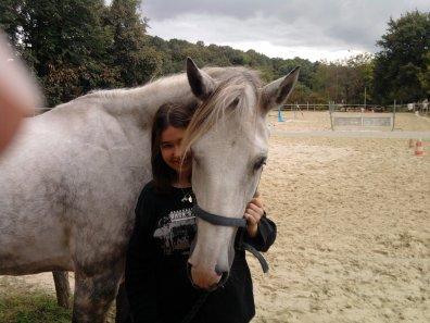 Moi et  ma petite Orphée