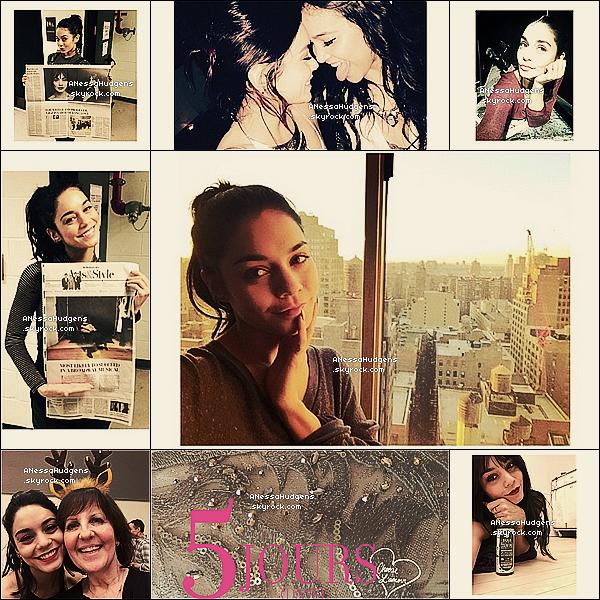 . 09.01.15.PHOTOSHOOT. Voici quelques clichés de Nessa par Jesse Dittmar. Récapitulatif des photos perso de Vanessa postés ses derniers temps. .