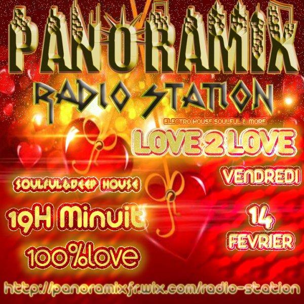 panoramix radio station 14 FEVRIER ST VALENTIN