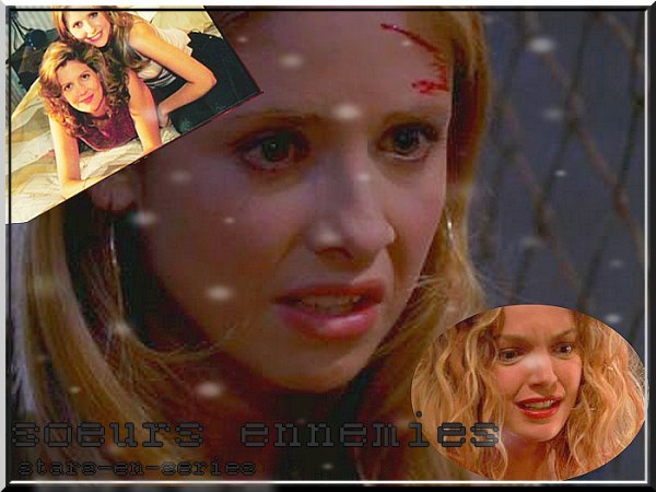 Buffy the vampire slayer - saison 5 -  soeurs ennemies