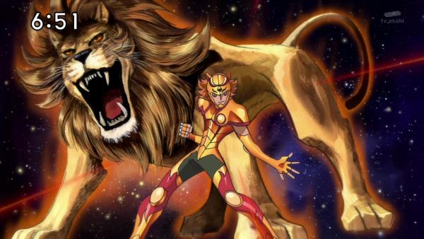 Les lions de différant horizons (suite 2)