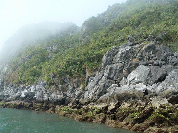 Quelques photos de la baie d Along
