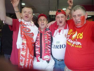 Standard Liège FCV Dender 3-0 2008