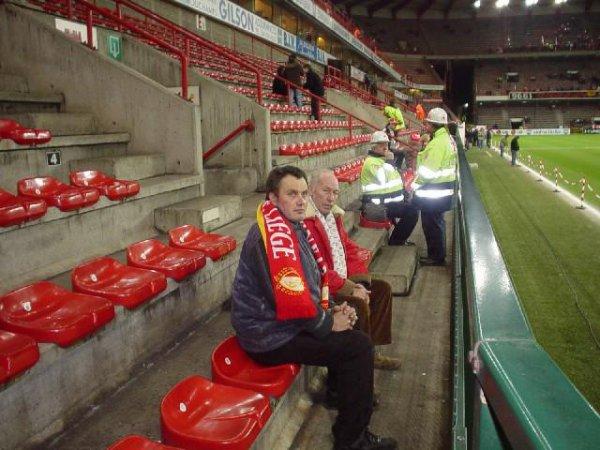Standard de Liège v AA. Gent : 2-2 2008