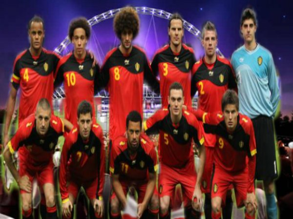 Wembley ce samedi 2 juin pour le match amical Angleterre - Belgique