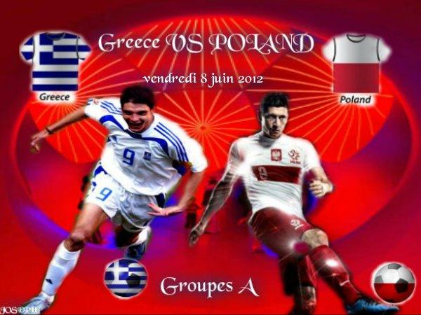 Euro 2012  Groupe A   Vendredi 8 juin 2012