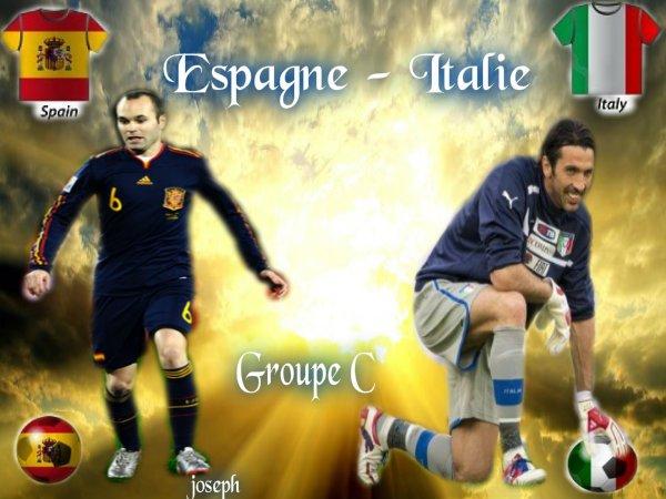 Euro 2012 Groupe C dimanche 10 juin 2012