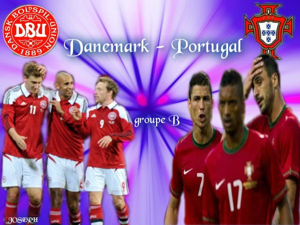 Euro 2012  Groupe B mercredi 13 juin 2012