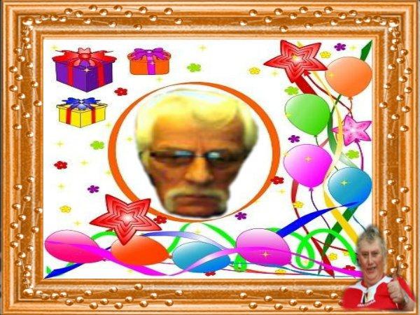 Heureux anniversaire Thierry