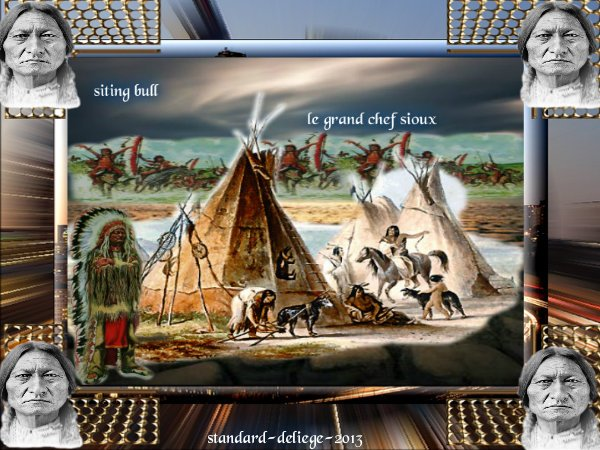 Citations de chef Sitting Bull
