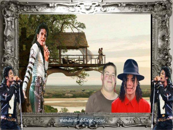 pour un grand fans de Michael Jackson