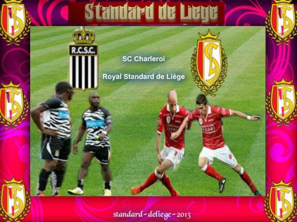 Jupiler Pro League Journée 4  dimanche 19 août 2012