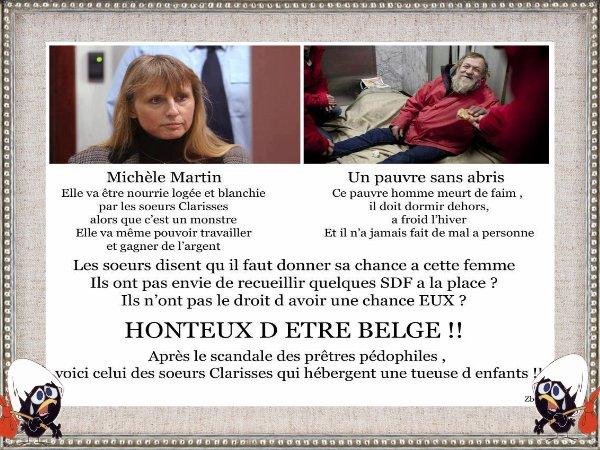 honteux d'etre belge