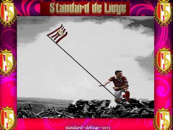 Charleroi-Standard 19-08-2012 fin de match!!!! 2-6 on est les meilleurs supporter rien a dire