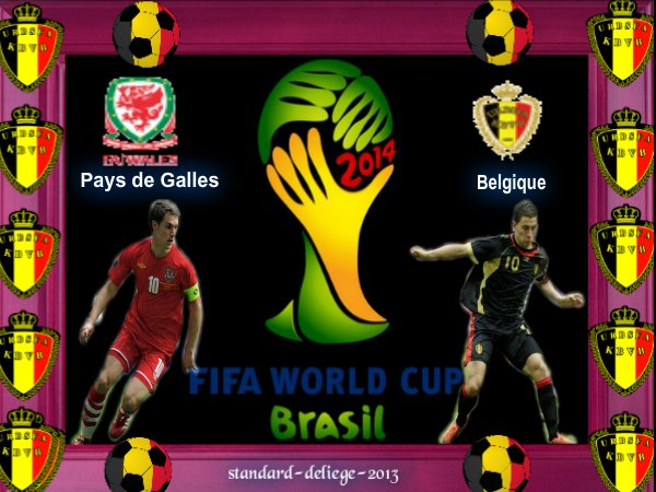 Mondial-2014 de football le vendredi 7 septembre au Pays de Galles