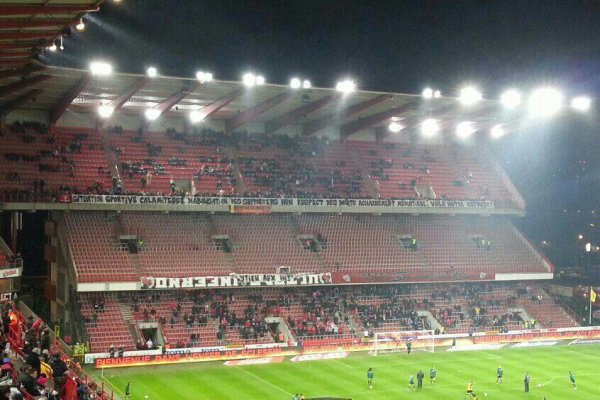 Standard 2-1 CS Brugge