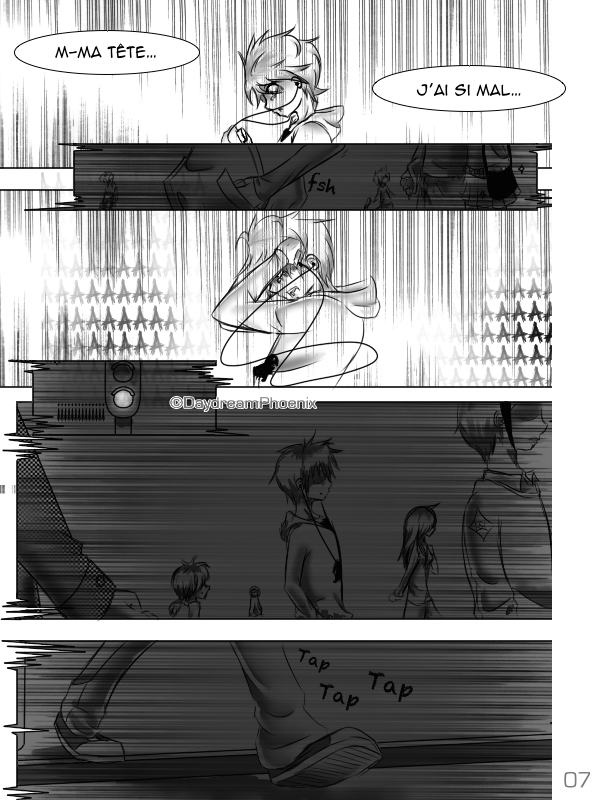 Solitude Parallèle | Pages 06 - 10