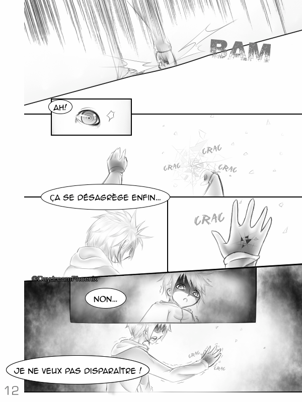 Solitude Parallèle | Pages 11 - 15
