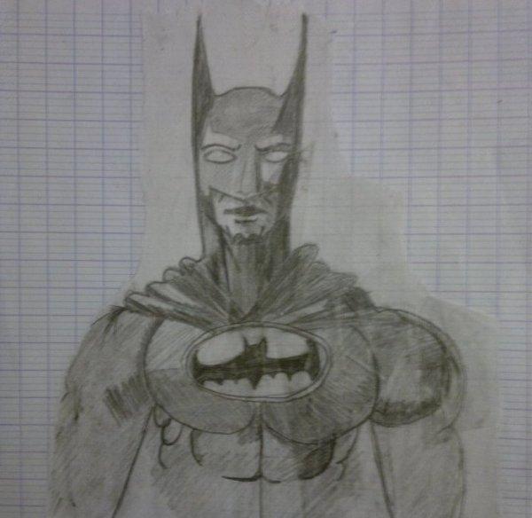 Dessiner Batman avec Paolo Morrone