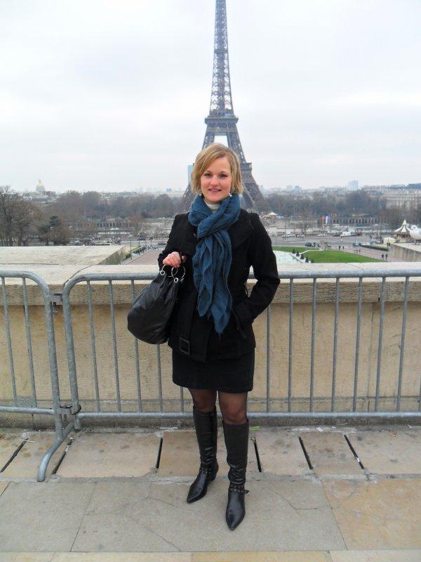 souvenir de Paris:)