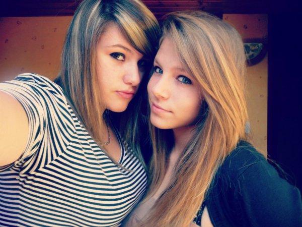 Flavie & Anais !