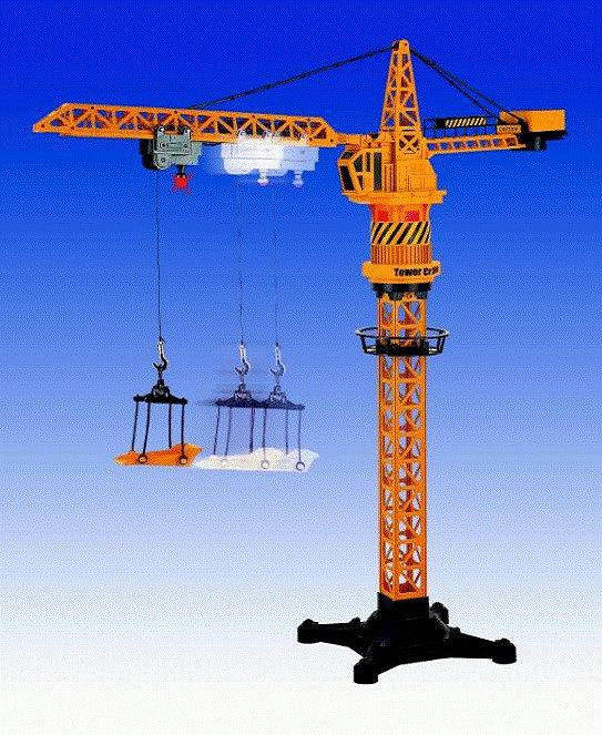 Tower Cranes in india