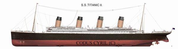 Titanic II .