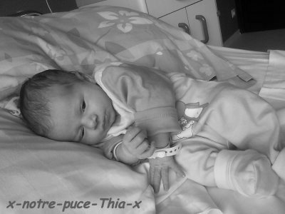 Bébé Thia !