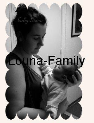 Bébé Louna !