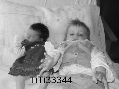 Bébés Baptiste et  Célia  !