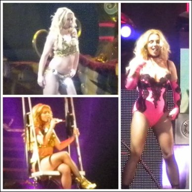 Britney Spears - 6 Octobre 2011 à Paris Bercy