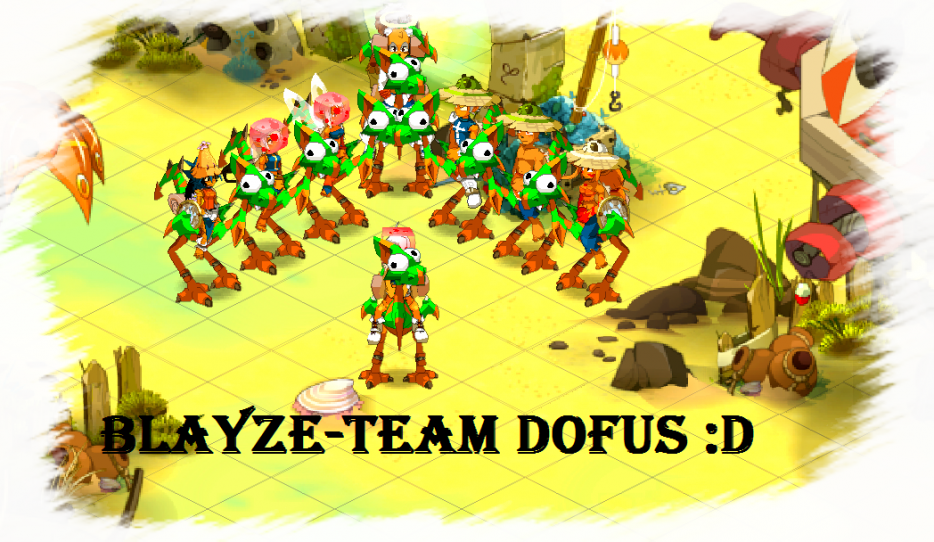 Blayze-Team Dofus