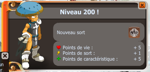 Up 200, Récapitulatif du blog, Encouragement ! :D