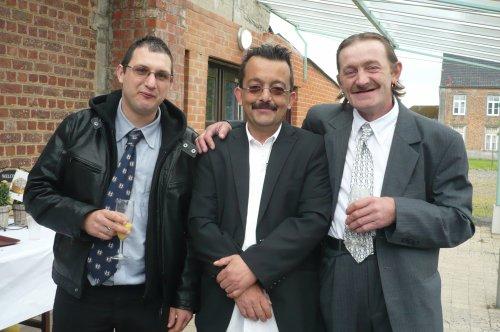 Papa, Marc et Mon coeur