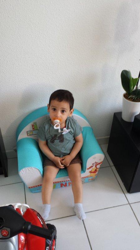 Mon fils .. <3