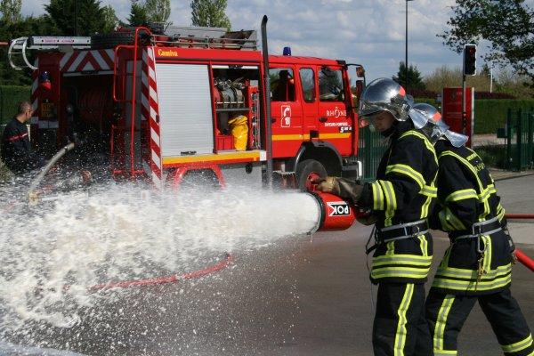 les pompier