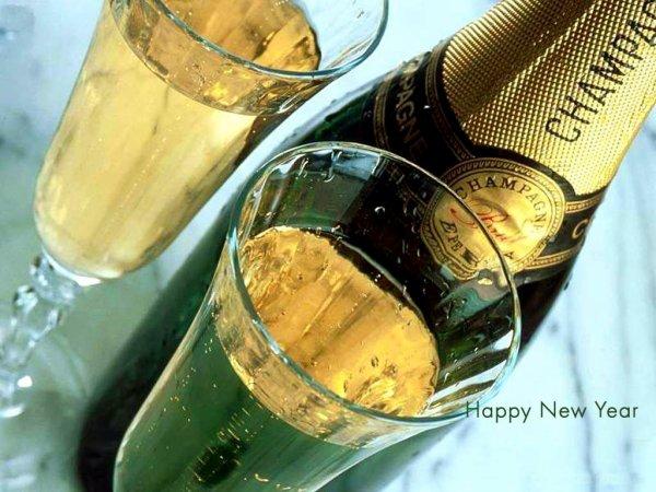 Bonne & Heureuse Année 2012 à tous !!!
