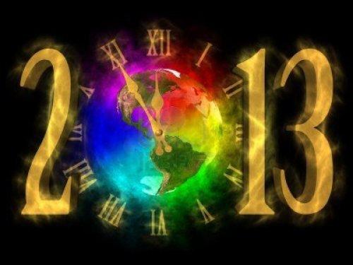 Bonne & Heureuse Année 2013 à tous !!!!!